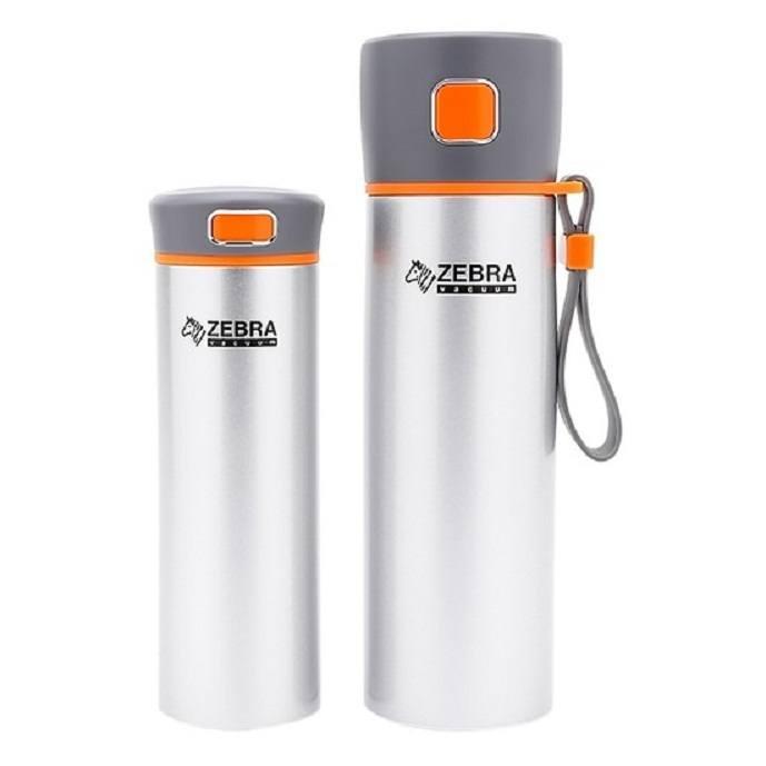 bộ bình giữ nhiệt flask của zebra