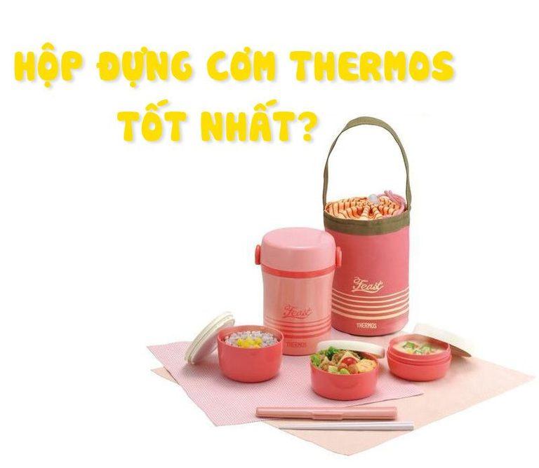 hộp đựng cơm giữ nhiệt thermos