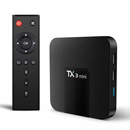 android tv box Tanix TX3 Mini