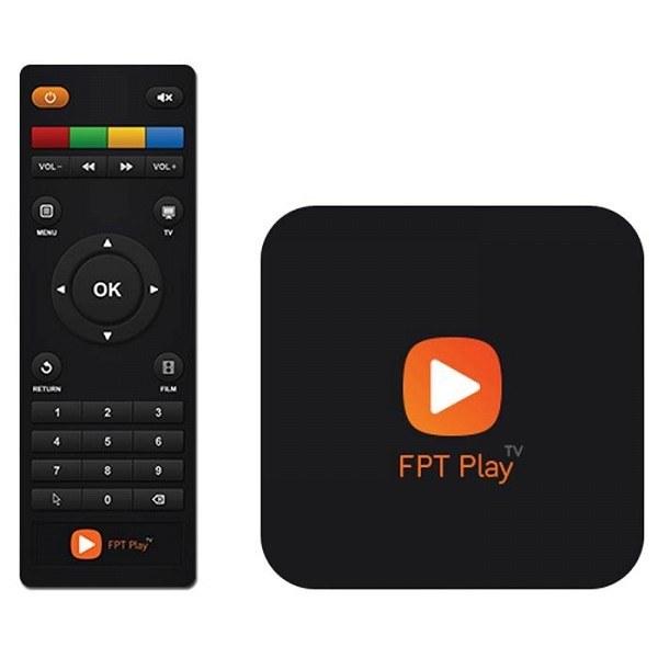 android tv box FPT Play Box 4k - Hộp giải trí gia đình | Android TV Box FPT