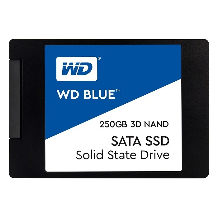 ổ cứng ssd wd blue 3d nand 250gb