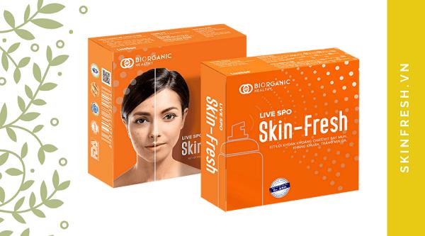 skin fresh