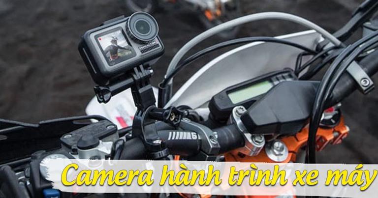 camera hành trình xe máy tốt nhất