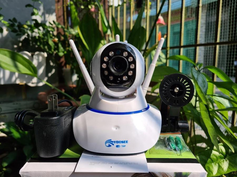 Camera Yoosee 3 râu giá rẻ