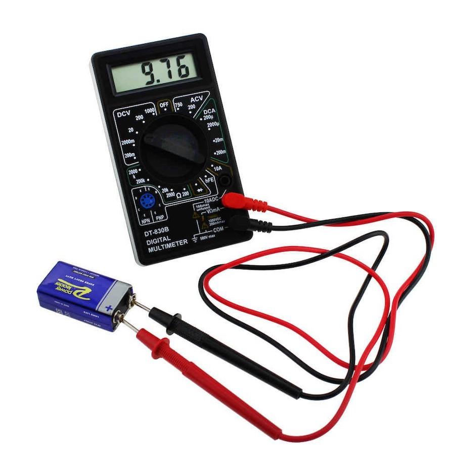 Đồng hồ đo điện tử giá rẻ