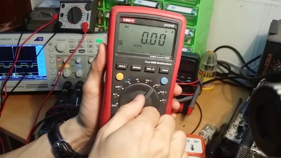 Đồng hồ đo điện kim