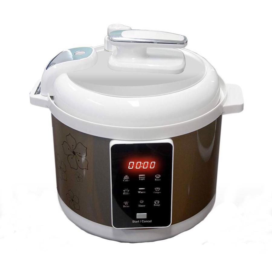Nồi áp suất điện Kangaroo KG139 giá rẻ cho các gia đình