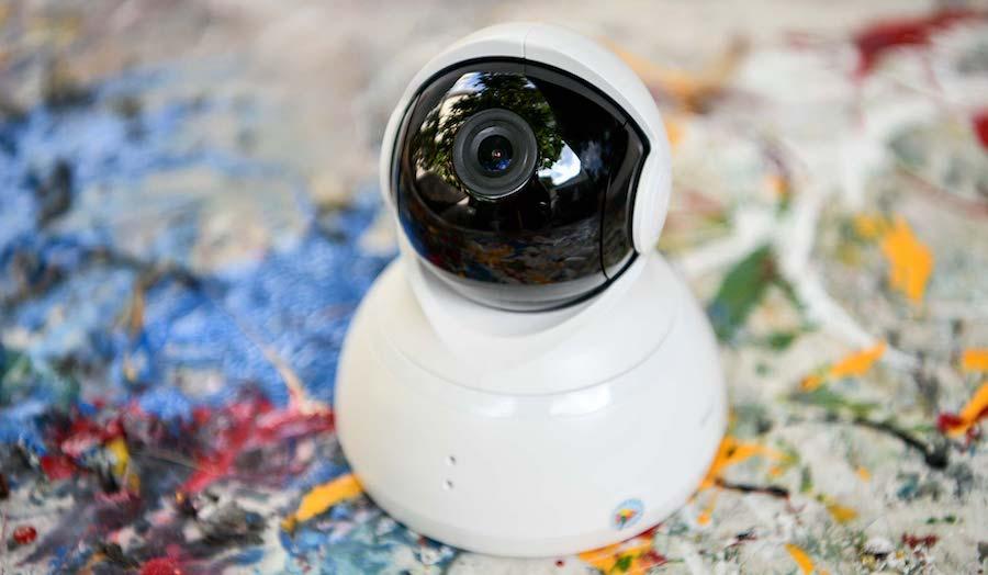 Camera Yi Dome 360 độ giá rẻ