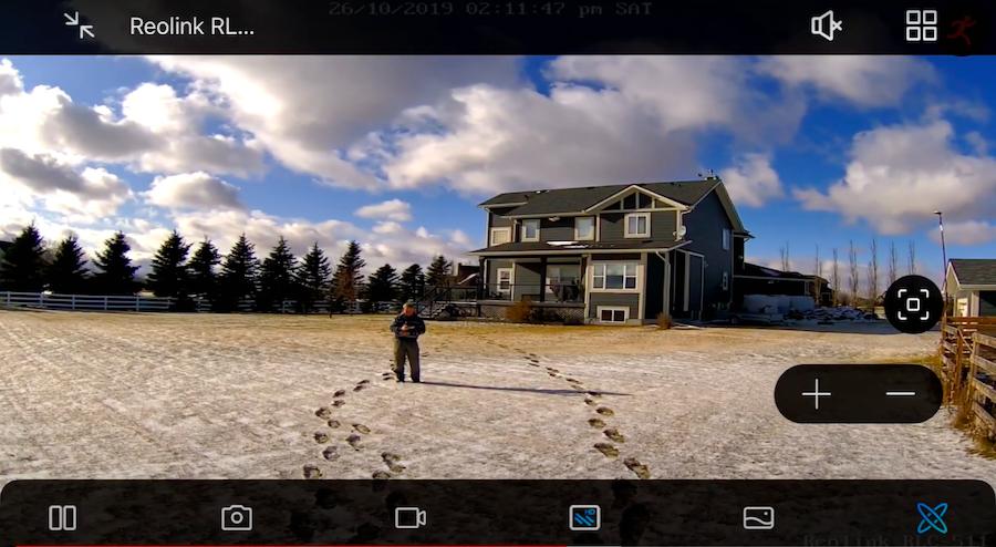 Camera Reolink an ninh 360 độ