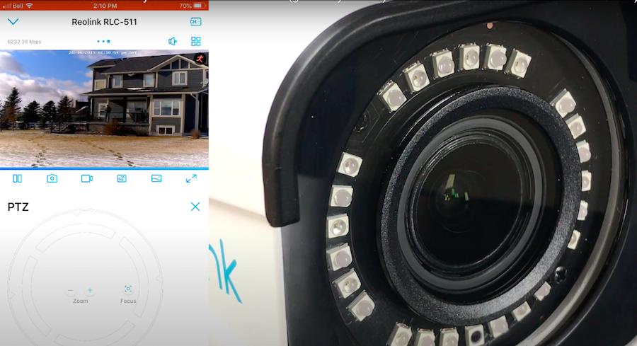 Camera an ninh Reolink giá rẻ