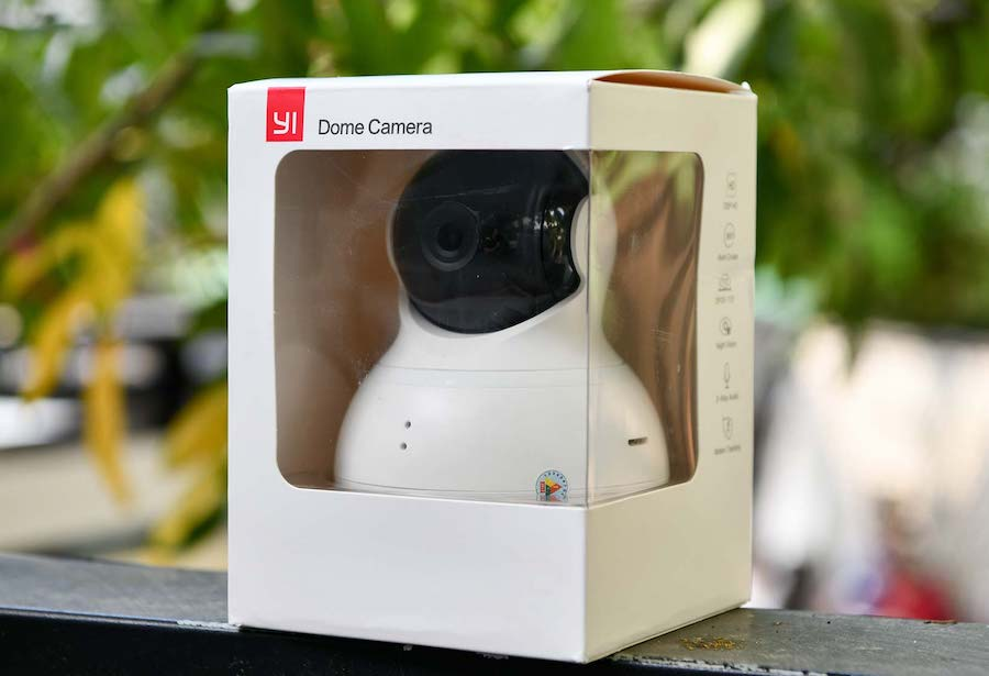 Camera an ninh 360 độ Yi Dome