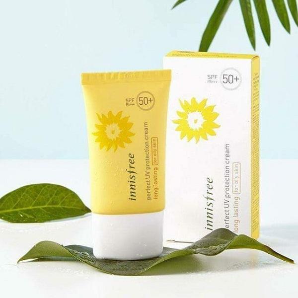 Innisfree Perfect UV Triple Care SPF 50 PA+++