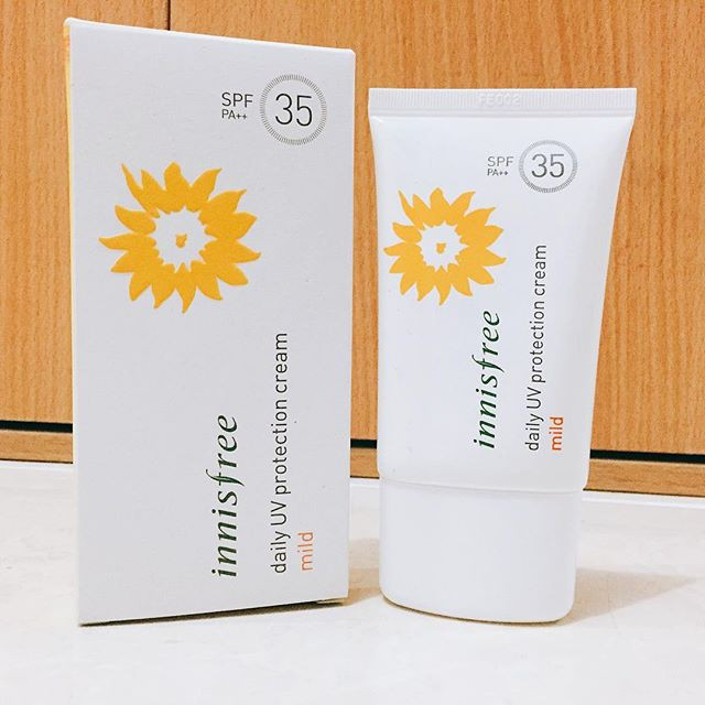 Kem chống nắng Daily UV Mild SPF35 PA++