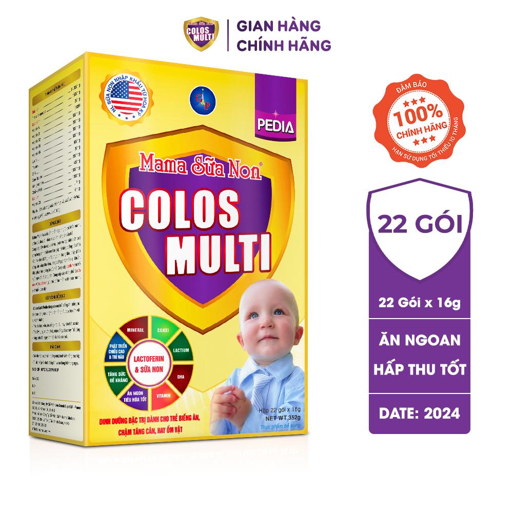 Sữa non mama Colos Multi Pedia